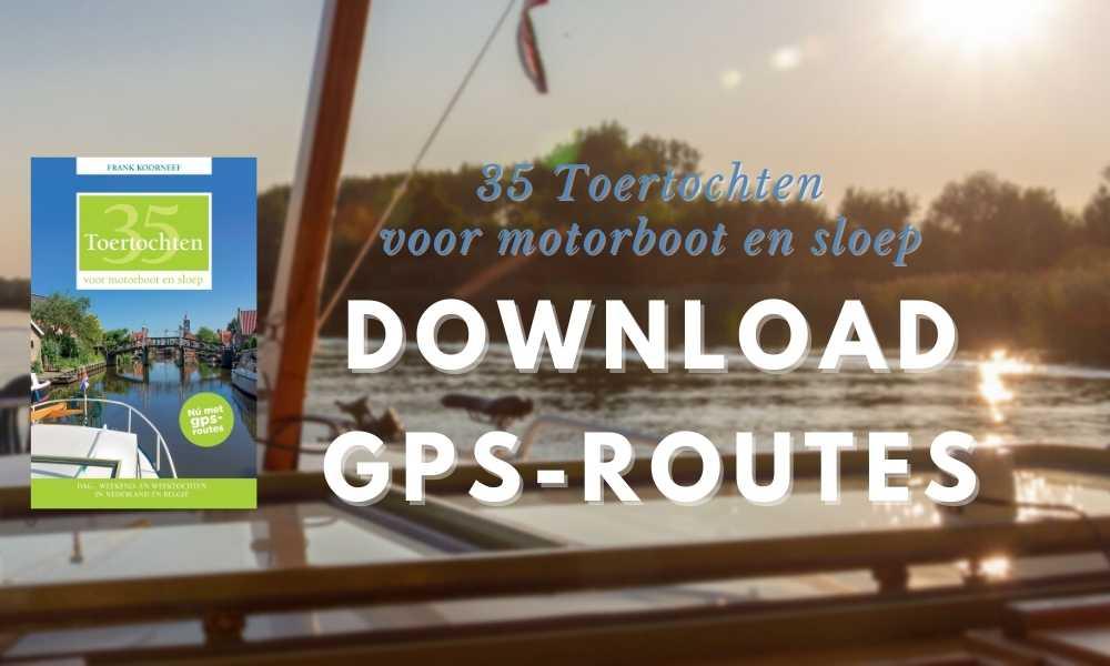 Hollandia GPS routes