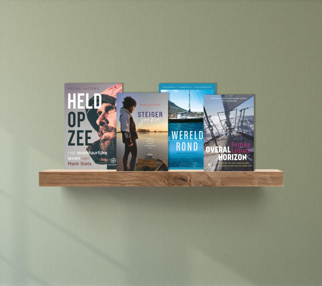 boekenplank Hollandia